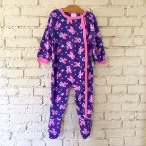 Disney Minnie Footie Pajamas